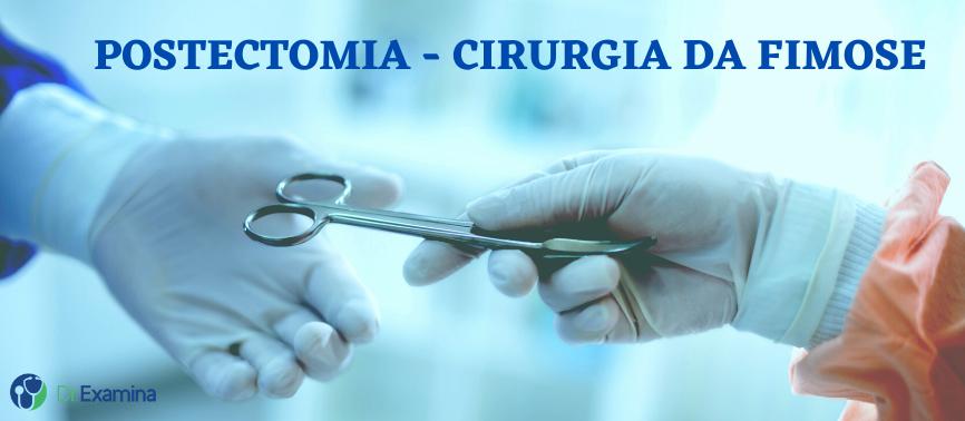 Postectomia – A Cirurgia da Fimose